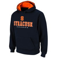 Syracuse Orange Navy Blue Sentinel Pullover Hoodie Sweatshirt