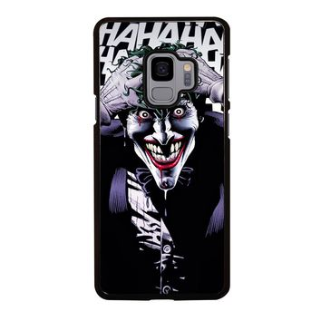 BATMAN THE KILLING JOKE Samsung Galaxy S9 Case