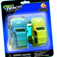 Mindscope Neo Tracks Additional Car Pack Set of 2 Replacement Cars Twister Tracks