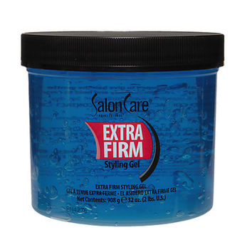 Salon Care Extra Firm Styling Gel 2 lb.