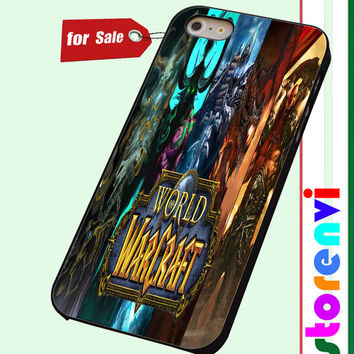 World of Warcraft Art To Device custom case for smartphone case
