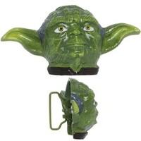 Yoda Star Wars Belt Buckle