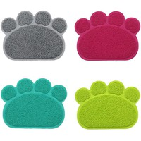 Small Mat for Feeding & Water Bowl in 2 designs