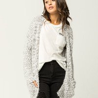 WOVEN HEART Nubby Knit Womens Cardigan | Cardigans + Wraps