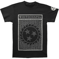 Whitechapel Men's  Sell Your Soul T-shirt Black
