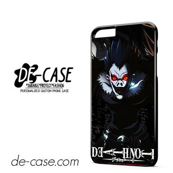 Death Note Japan Manga DEAL-3112 Apple Phonecase Cover For Iphone 6/ 6S Plus