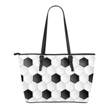 ONETOW Day-First? Soccer Pattern Tote Bag