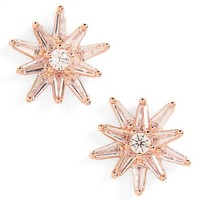 Sole Society Sunburst Stud Earrings | Nordstrom