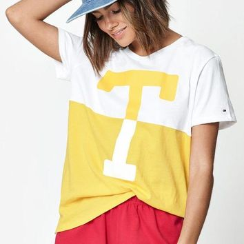 ONETOW Tommy Hilfiger Short Sleeve T-Shirt at PacSun.com