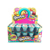 Shopkins Season 3 Figure 2-Packs - Case of 30 (Characters Will Vary)