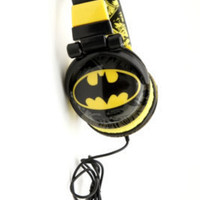 DC Comics Batman Headphones