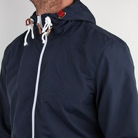 Skipper Nylon Basic Zip Jacket