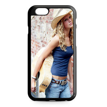 taylor swift guitar iPhone 6 Case