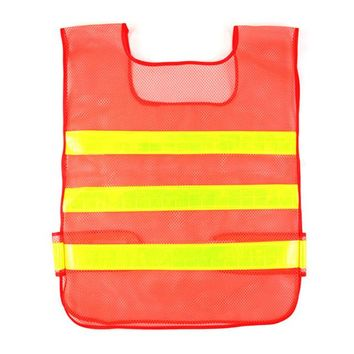 Running Vests Jogging ZK30 Waistcoat Reflective Clothes Vest Ultimate Performance Running Race High Visibility Reflective Fluorescent Safety Clothing KO_11_1