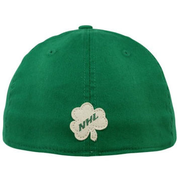 Reebok Detroit Red Wings St. Patrick's Slouch Stretch Fit Hat Small/Medium