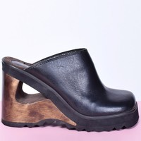 ECH Vintage Singled Out Wedge