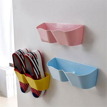 New Qualified New Creative Plastic Shoe Shelf Stand Cabinet Display Shelf Organizer  Levert Dropship dig6310