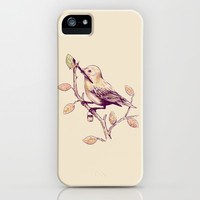 Getting Ready For Fall iPhone & iPod Case by Alex Solis