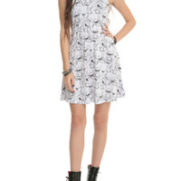 Disney Lilo & Stitch Sketch Dress