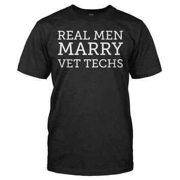 Real Men Marry Vet Techs