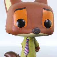 Funko Pop Disney, Zootopia, Nick Wilde #186