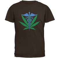 Support Medical Marijuana Legalize It Mens T Shirt