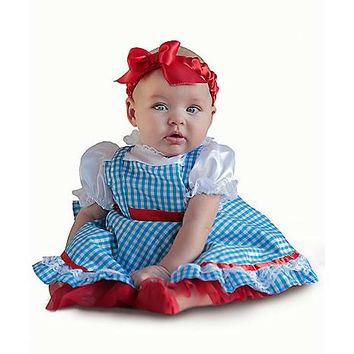 Baby Dorothy Costume - The Wizard of Oz - Spirithalloween.com