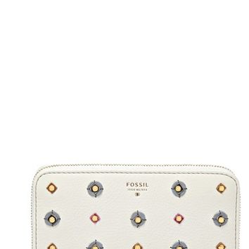 Women's Fossil 'Sydney' Zip Phone Wallet