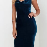 New Summer dress Woman sexy fashion Velvet Backless dress-0627