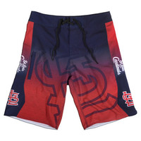 St. Louis Cardinals Official MLB Board Shorts