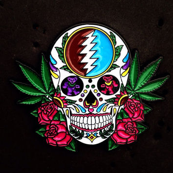 Best Grateful Dead Pins Products On Wanelo