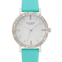 Kate Spade New York Ladies Glitz Interchangeable Metro Skinny Watch