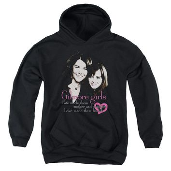 Gilmore Girls - Title Youth Pull Over Hoodie