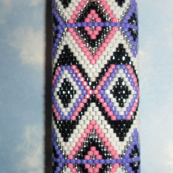 Savannah Beaded Lighter Cover