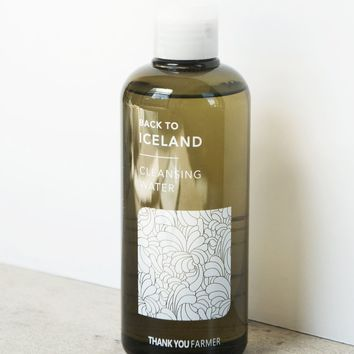 Thank You Farmer Back To Iceland Cleansing Water – Soko Glam