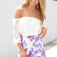 SABO SKIRT  Ink Island Shorts - $48.00