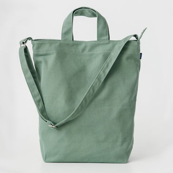 Classic Canvas Tote Olive