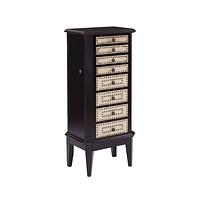 Corie Jewelry Armoire by Stein World