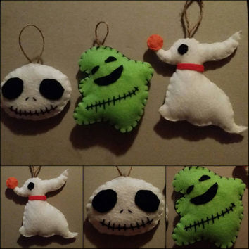 Nightmare Before Christmas Ornaments/Charms!!!