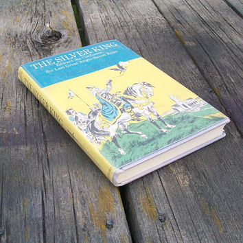 Vintage Book The Silver King Edward The Confessor the Last Great Anglo Saxon Ruler by Margaret Stanley Wrench 1966 Hawthorn Junior Library