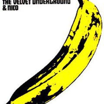Andy Warhol The Velvet Underground And Nico Pop Art Poster