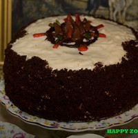 Vegan White Cream cheese chocolate cake, love, animal free cruelty,no eggs,no dairy, new year promotion.