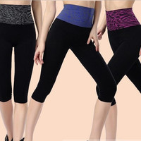 Summer Style Hot Shapers Stretch Pant 2xu Women's Running Fitness Yoga Pants Body Shaper WA05 = 1933087556