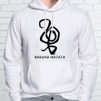 Hakuna Matata The Lion King Unisex Hoodies - ZZ Hoodie
