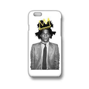 ESBONIA Jean Michel Basquiat Graphic Back Case for Iphone