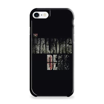 The Walking Dead Logo iPhone 6 | iPhone 6S Case