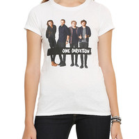 One Direction Paint Streak Girls T-Shirt