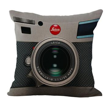 Definite Conversation Starter!!! Fun Camera Pillow Case! For Those of Us Who LOVE Self