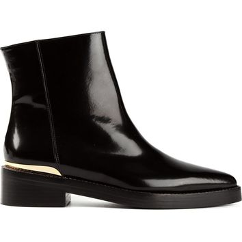 Marni pointed toe ankle boots