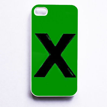 Ed Sheeran X Multiply Studio Album Logo Phone Cases For iPhone, Samsung, Sony iPod